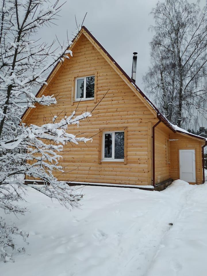 Комната в доме в Сосново недалеко от Игоры
