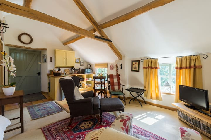Studio loft  in pretty village - Oxfordshire - Loft