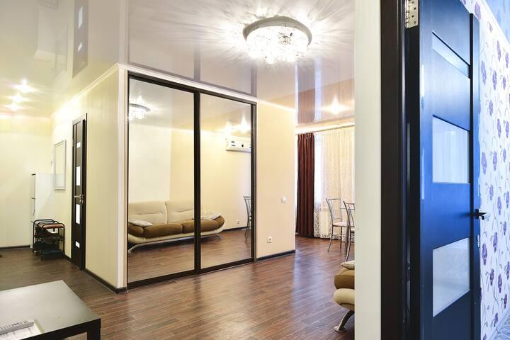 Апартаменты для путешественников Мира 27