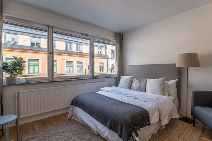 Cosy Studio 10minute walk from the central station