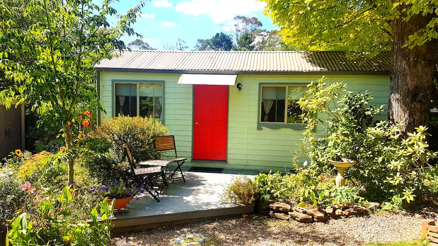 Self Contained Cabin in Garden