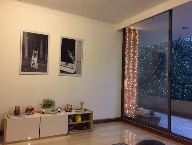 Room / El Poblado Medellín - Medellín - Lägenhet