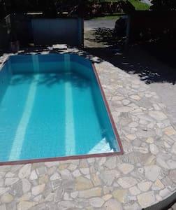 Casa perto da ilha do mel com piscina - Pontal do Paraná - House