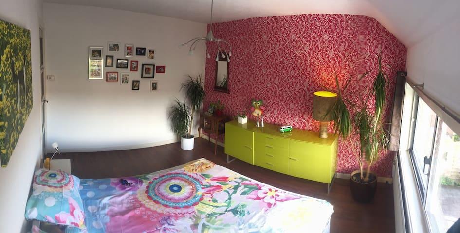 Modern furnished luxury home+kitchen,garden,living