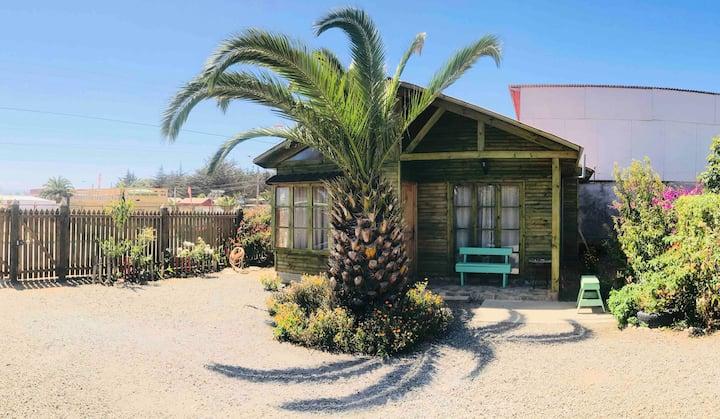 Cabaña Pichilemu - Charlie PineappleLodge