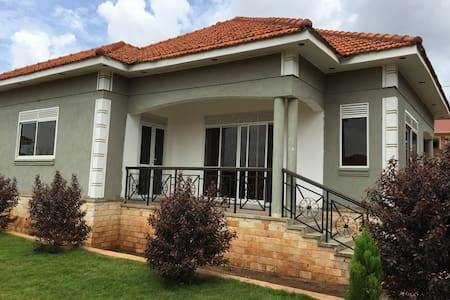 The Asiimwe's Little get away - Kampala