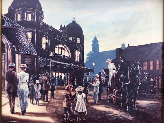Buxton Opera House 1890's