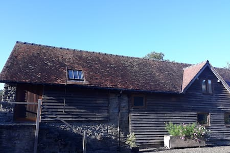 The Granary at Acton, Bishops Castle, Shropshire