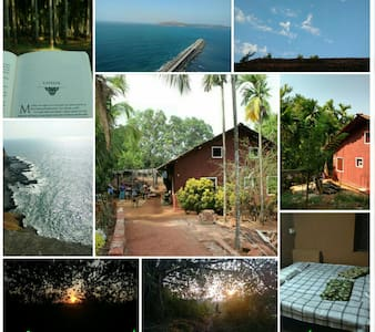 Cottage stay with modern amenities. - Isavali - Chalet