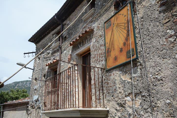 Casa centro storico Morigerati golfo di Policastro - Morigerati