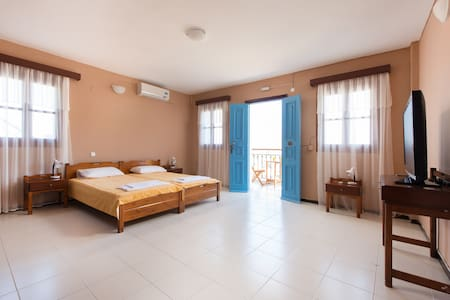 Symi Sunshine (M) 2 beds new !!!!!! - Ano Symi