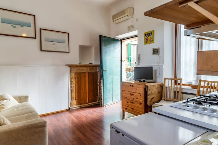 Beautiful flat on the little Naviglio