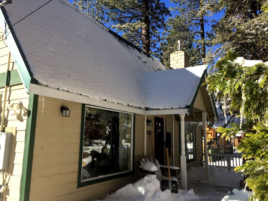 Cozy Clean Sunny Tahoe Cabin Cabins For Rent In South