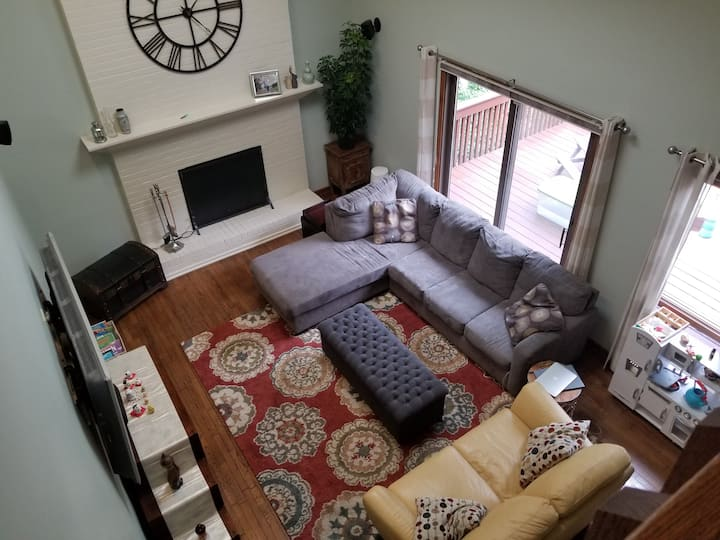 Welcoming & Spacious Family Home