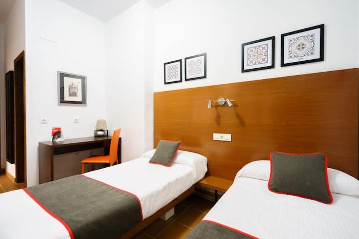 Superior Double Room In El Rocío Alojamiento Rural