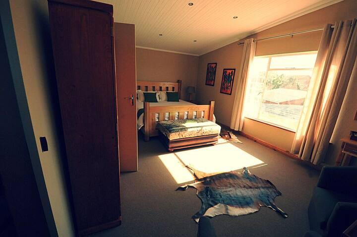 Nukakamma River Lodge - Zulu Room