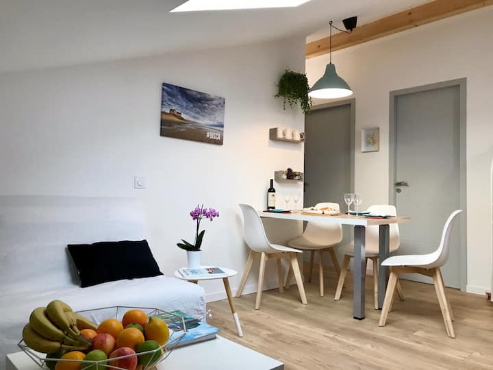 Bisca Nest : charming housing with private terrace