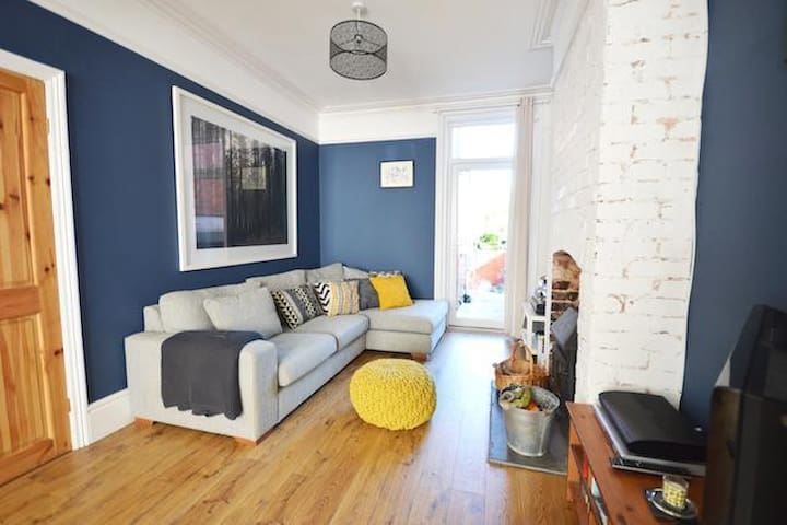 Beautiful two bedroom house in Exeter!