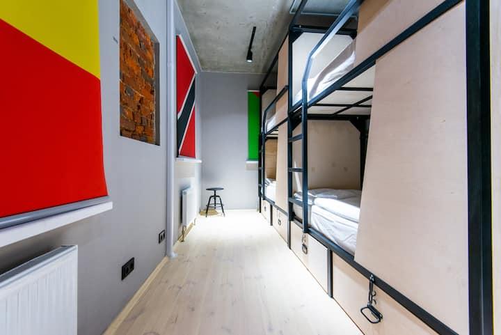 Urban Hostel 4-Bed Dorm Female Only