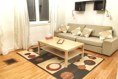 Appartement minimaliste pour voyageurs - トロント