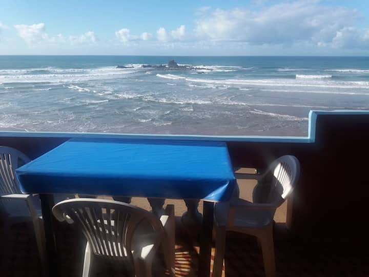 Auberge restaurant café Legzira beach