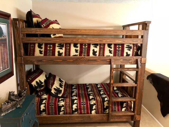 Loft bunks