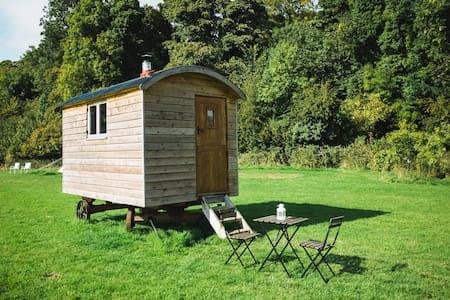 Shepherds Hut - Pine (2-man wagon) - Slane - Chatka