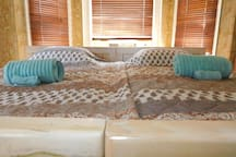 Single Beds go together well for couples