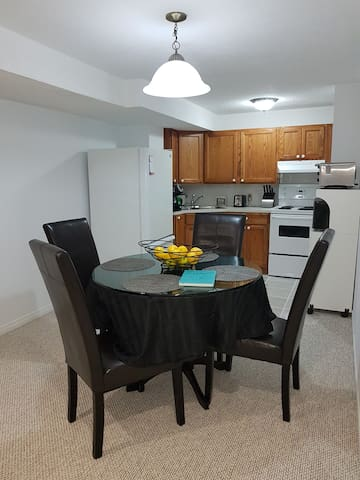 Independent, Newly Renovated Spacious Basement