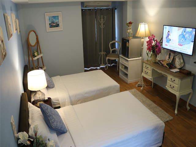 高级双床房 - Pattaya - House