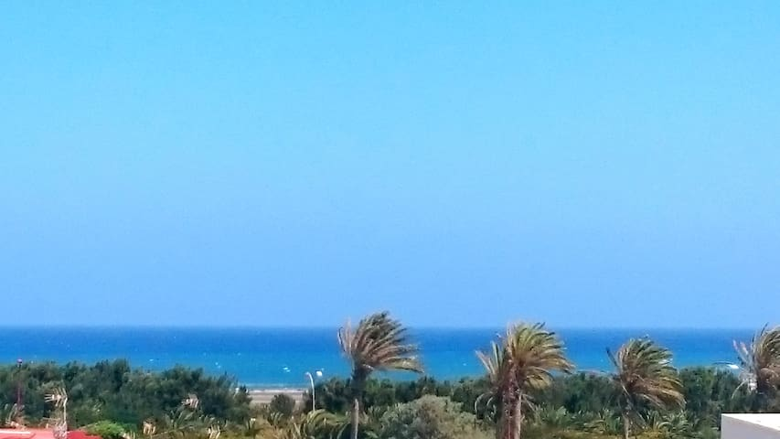 Sea-view flat 500m from beach - El Matorral - Appartement