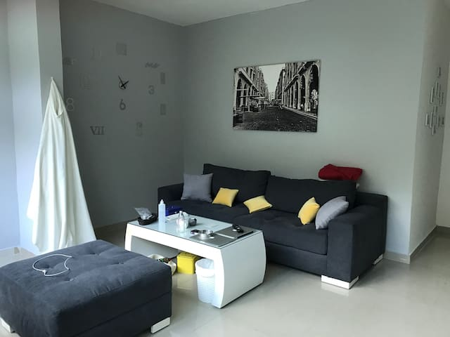 Charming two bedroom apartment - Deir Qoubel - Apartment