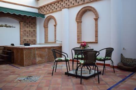 Suite Apartment with Jacuzzi, Casa Florita 102