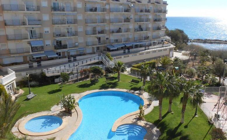 Apartamento Primera Línea de Playa - El Campello  - Appartement en résidence