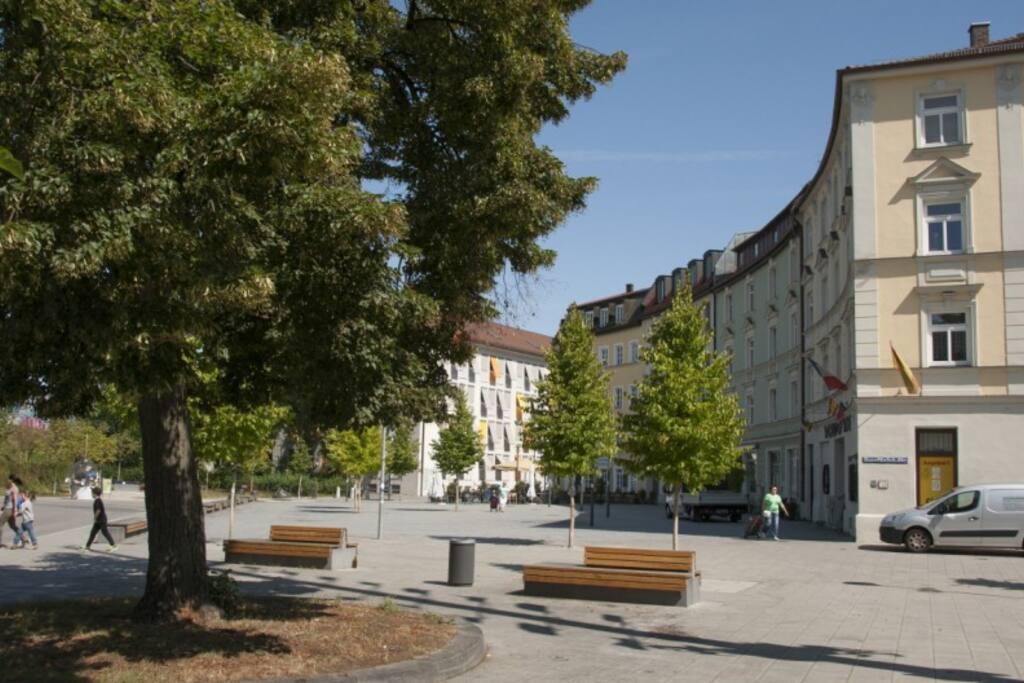 Location Appartement Munich
