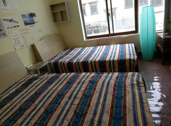 舒适床位出租 - Lasa Shi - Casa