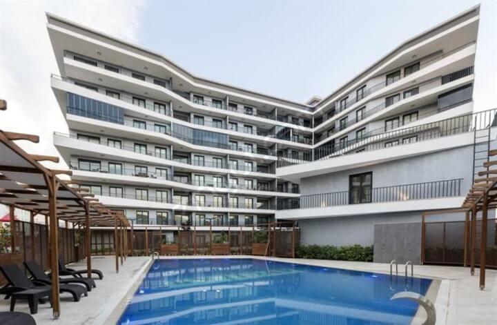 Modern Flat - İzmir