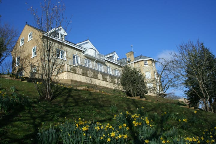 The Priory - Shanklin - Appartement