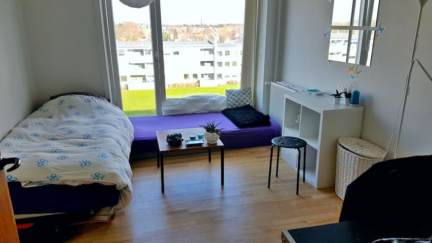 Cozy and accessible dormroom in Copenhagen - Hvidovre - Apartment