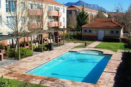 Sunny comfortable room in serene complex - Cape Town - Huoneisto