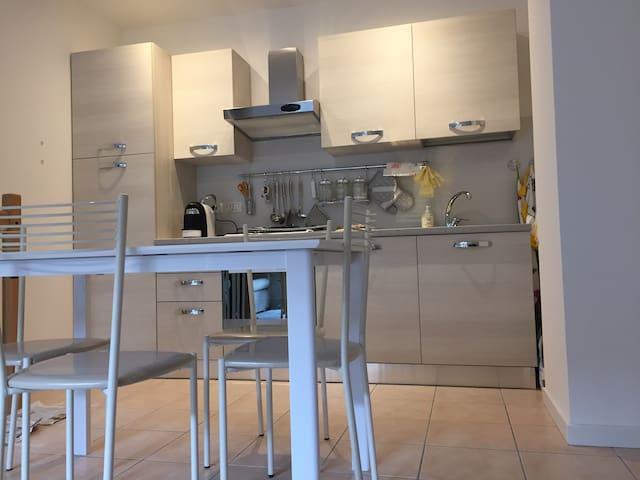 Appartamento al piano terra con giardino - Morciano di Romagna