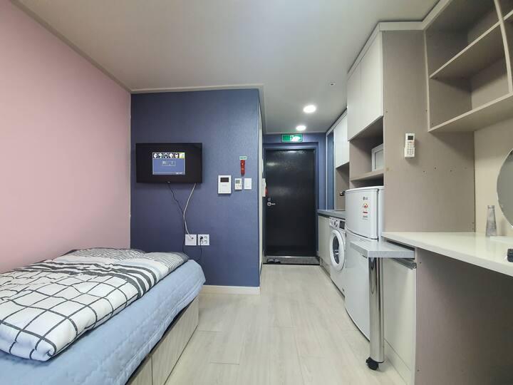 [CLASS203!]독립된공간!개별주방!개별욕실!원룸형!