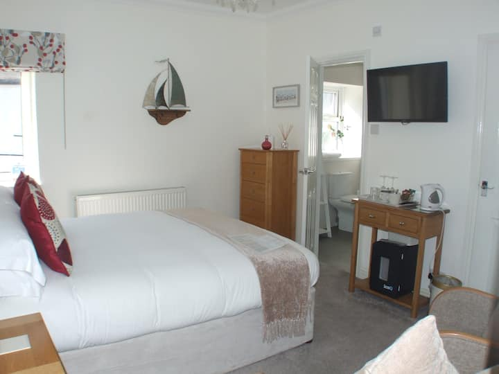Recently refurbished room and ensuite
