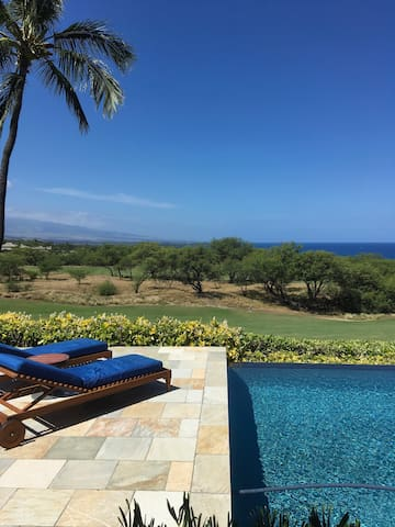 Exceptionally Quiet and Luxe Mauna Kea Villa 2