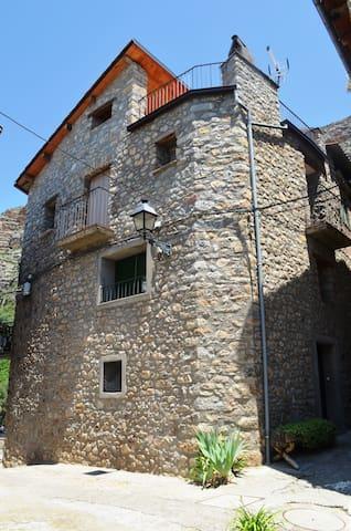 Casa Rural amb vistes al Pallars Jussà