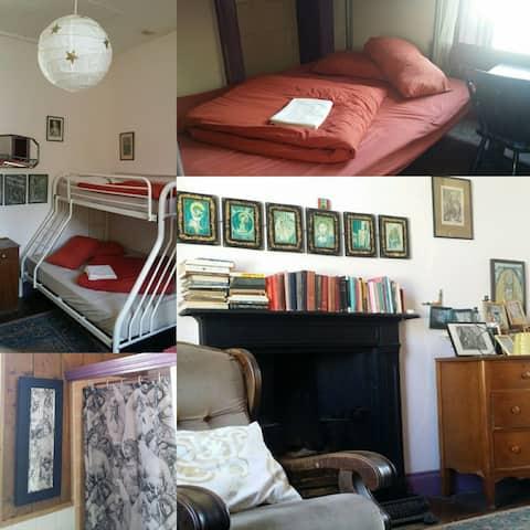 """Sleep in """"The Church"""" Connemara Family Room#6"""