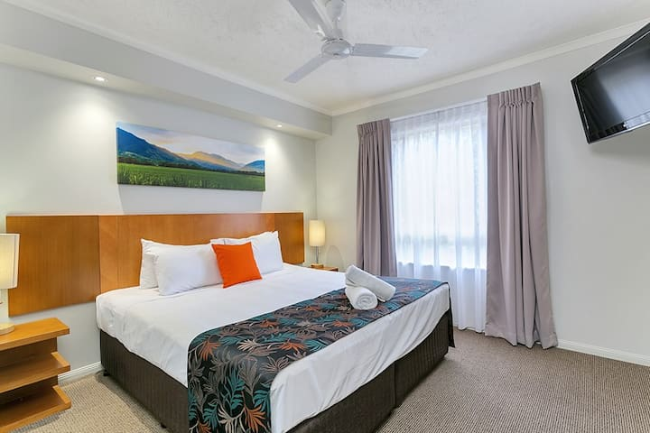 The Lakes Resort 1302 - Two Bedroom - Cairns North - Wohnung