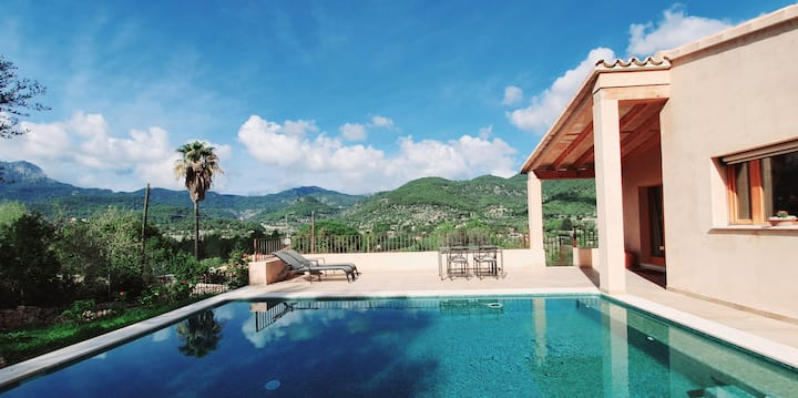 Mallorca for Nature Lovers - Puigpunyent New House
