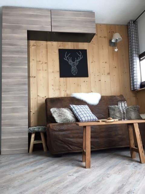 Val Thorens Apartament 4 pers Centru confortabil și stațiune