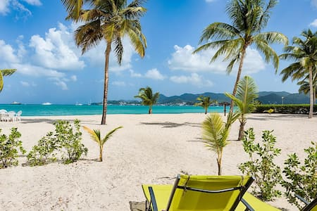 Ski Beach* - Ideal for Couples and Families, Beautiful Pool and Beach - Nettle Bay - 別荘